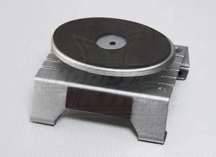 Caballete de montaje (color titanio)
