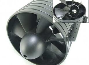 Unidad EDF conductos del ventilador 7Blade 5 pulgadas 127mm