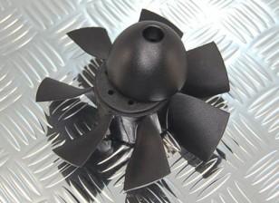 ventilador de repuesto para 3 pulgadas / 76,2 mm EDF (7blade)