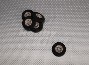 Súper luz de la rueda D45xH12 (5pcs / bolsa)