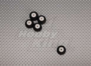 Diam pequeña rueda: 16 mm Anchura: 10 mm (5pcs / bolsa)