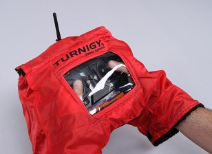 Transmisor Turnigy Muff - Rojo