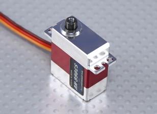 Turnigy ™ TGY-306g-HV ultra rápido / alto par DS / MG / HV carcasa de aleación de 3,7 kg / 0.05seg / 21g