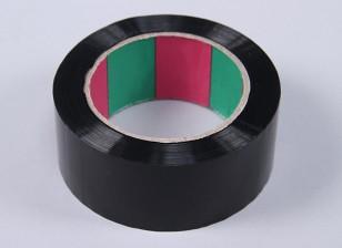 Ala cinta 45mic x 45 mm x 100 m (ancho - Negro)