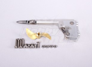 4,76 mm ajustable Stringer, Kit w / 47mm Prop - Traje HobbyKing Vanquish 1075MM BARCO