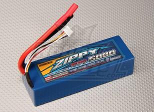 ZIPPY paquete de 5000mAh 3S1P 30C Estuche