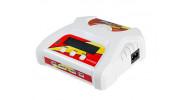Turnigy P403 LiPoly / LiFe AC/DC Battery Charger (EU Plug) - left side