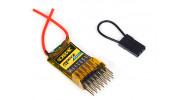 OrangeRx R610V2 Lite DSM2 Compatible 6CH 2.4GHz Receiver w/CPPM (Version 2) 2
