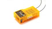 OrangeRx R620X V3 6Ch 2.4GHz DSM2/DSMX Compatible Full Range Receiver w/Div Ant, F/Safe & SBUS 3