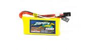Zippy Compact 1100mAh 6.6V 10C LiFePo4 Receiver Pack