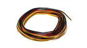 22AWG PVC Servo Wire 5mtr (Red/Black/Yellow)
