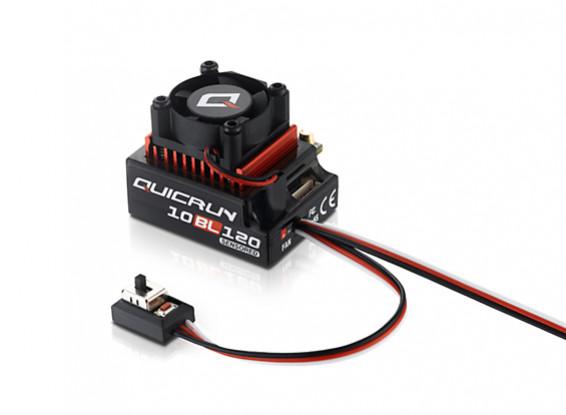 Hobbywing QUICRUN 10BL120 Sensored Brushless ESC 120A