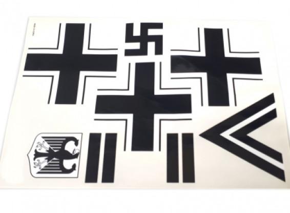 Luftwaffe 0.60 ~ 0.90 Dimensione foglio A