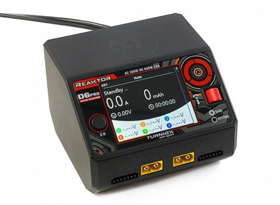 Turnigy Reaktor D6 Pro Duo AC/DC 6S Balance Charger/Discharger w/Smartphone Wireless Charging DC325W x 2 (EU Plug) 1
