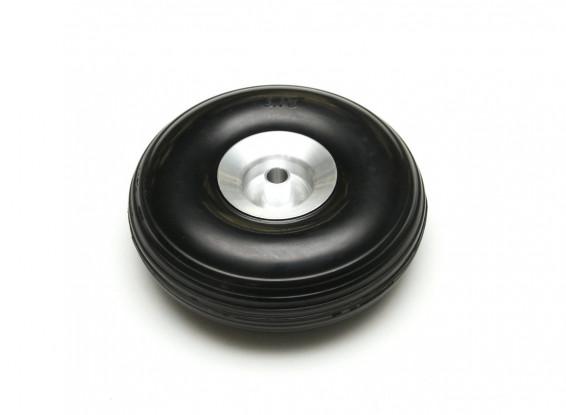 22895-Scale-Alloy-Hub-Rubber-Wheel-95mm-3-75inch