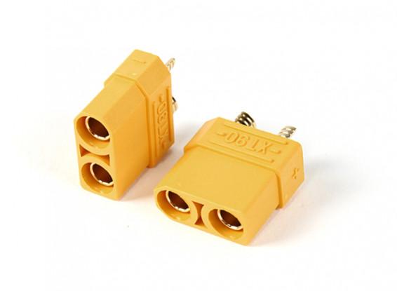 Nylon XT90 connettori femmina (5pcs / bag)