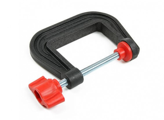 Zona di plastica G Clamp (Large)