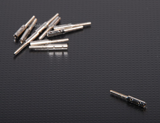 Threaded Ends M2xL20mm (10pcs / set)