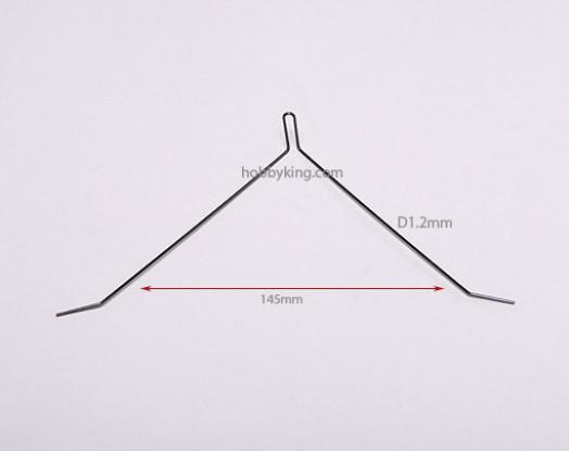 Luce Wire Landing Strut D1.2x145mm
