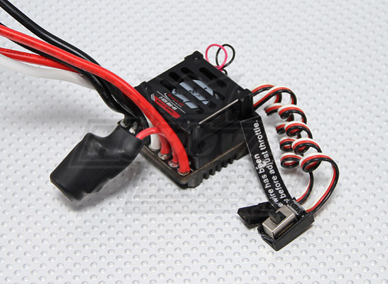 Scanner RC 80A ESC (1 / 10Scale)