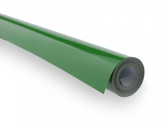 Pellicola della copertura verde solido (5 mtr)