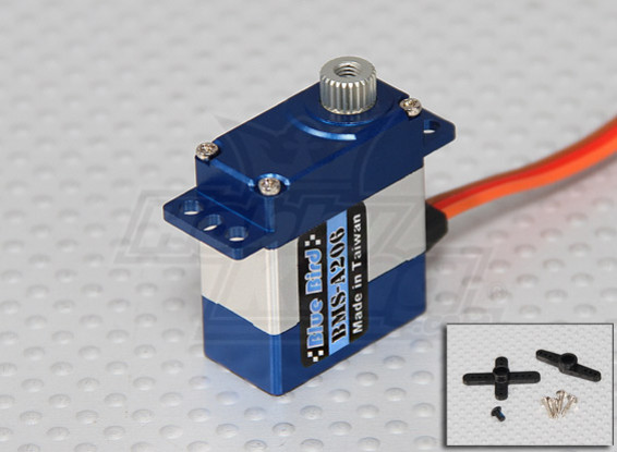 BMS-A206 MG Digital Mini Servo 3,2 kg / 0.05sec / 22,5 g