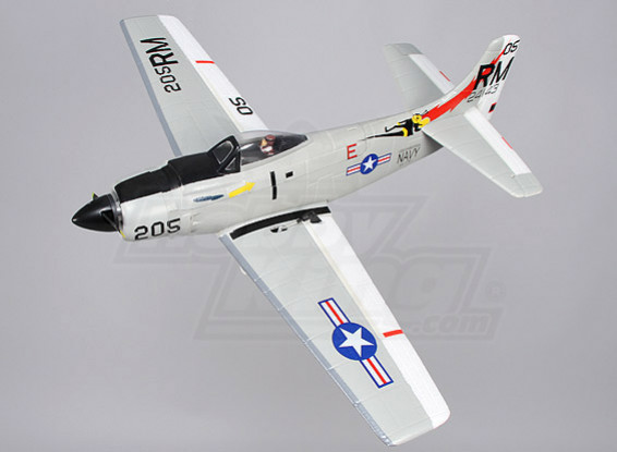 A-1 Skyraider EPO 640 millimetri (PNF)