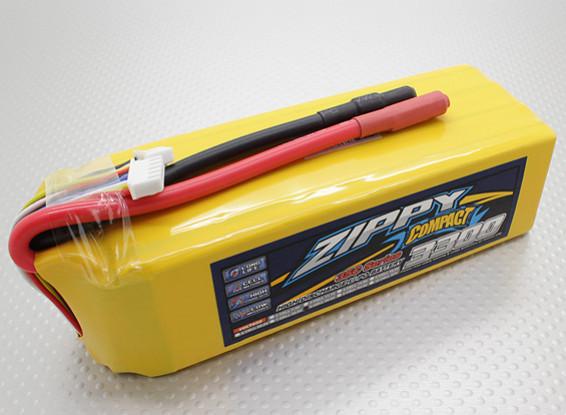 ZIPPY Compact 3300mAh 8S 35C Lipo Confezione