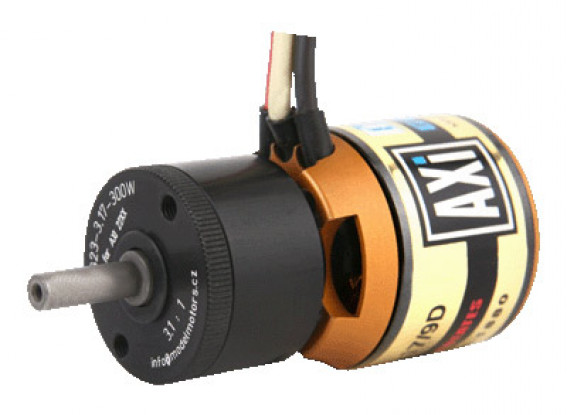 AXi 2217 / 09D-PG3 ORO motore brushless