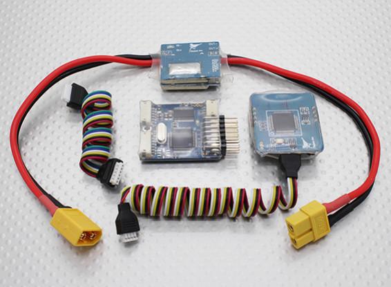 Bachelite FPV regolatore di volo del sistema OSD / GPS / RTH / barometro