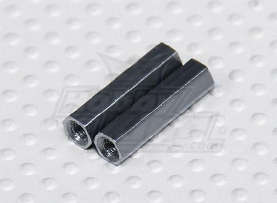 Turnigy Talon V2 M3 Hex filettato distanziatore (2 pezzi)