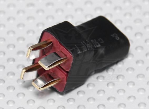 T-connettore del cablaggio per 2 confezioni in parallelo (1pc)