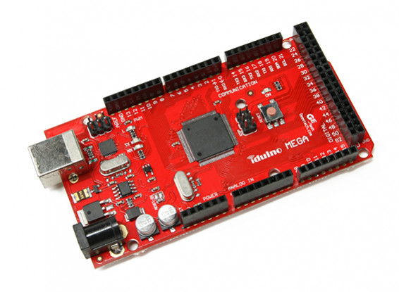 Kingduino 2560 mega bordo del microcontroller compatibile