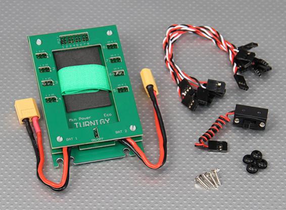 Turnigy Distributore di potenza Min Eco (verde)