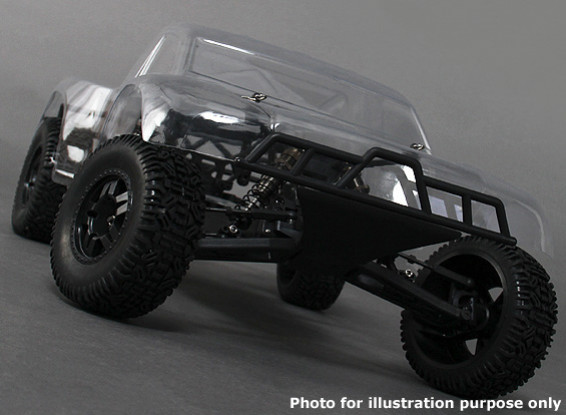 Turnigy SCT 2WD 1/10 Brushless Breve camion da golf (KIT)