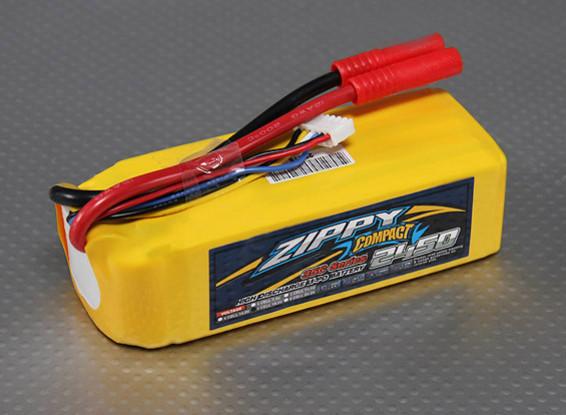 ZIPPY Compact 2450mAh 5S 35C Lipo Confezione