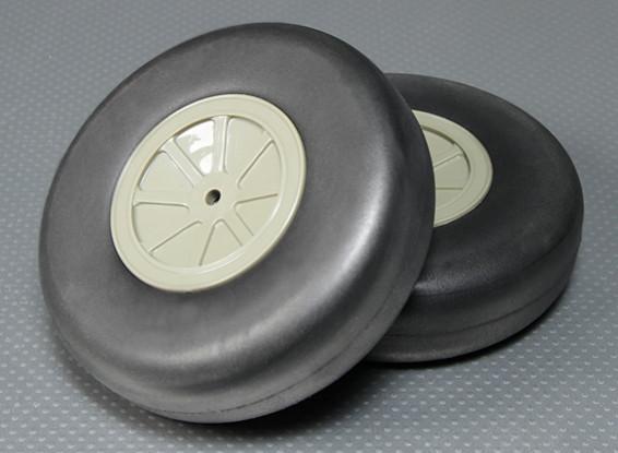 Rotella leggera schiuma (diametro: 127, Larghezza: 38 mm) (2Pcs / Bag)