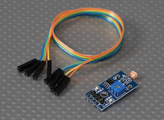 Modulo sensore Kingduino luce con cavo