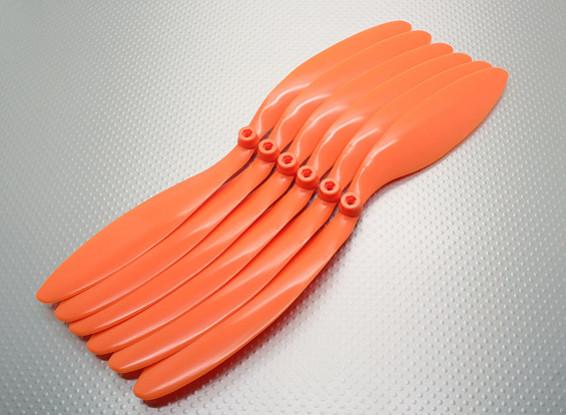 GWS EP Elica (RD-1147 279x119mm) arancione (6pcs / set)
