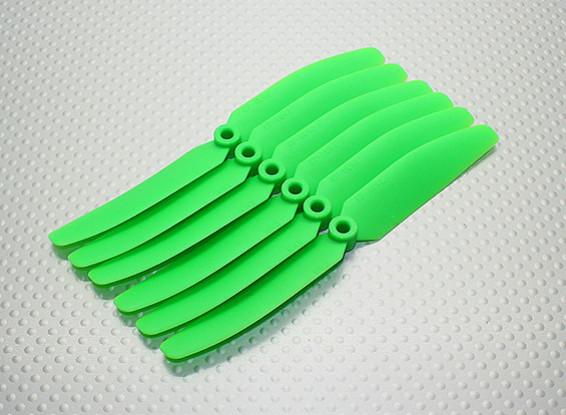 GWS EP Elica (DD-5043 125x110mm) verde (6pcs / set)