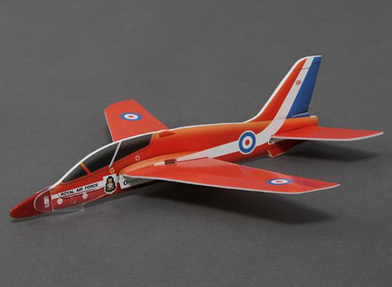 Freeflight Red Arrows Hawk w / Catapult Launcher 269 millimetri Span