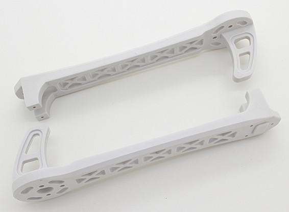 ST360 Quadcopter Frame - bianco braccio (2 pezzi)