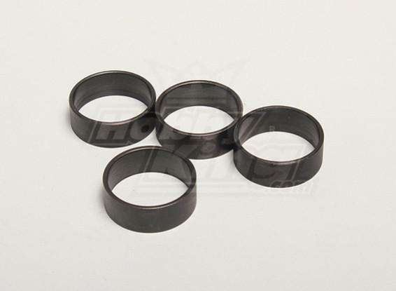 Nutech ruote manica (4 pezzi) - Turnigy Twister 1/5