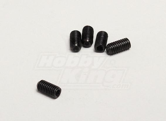 Hex GRANO M5x10mm (5pcs / bag) - Turnigy Twister 1/5