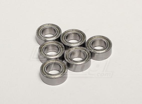 Nutech Bearing 10 * 19 * 7 (6pcs) - Turnigy Titan 1/5 e 1/5 Thunder