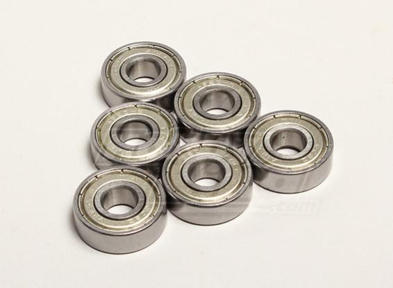 Bearing 8 * 22 * 7 (6pcs) - Turnigy Titan 1/5