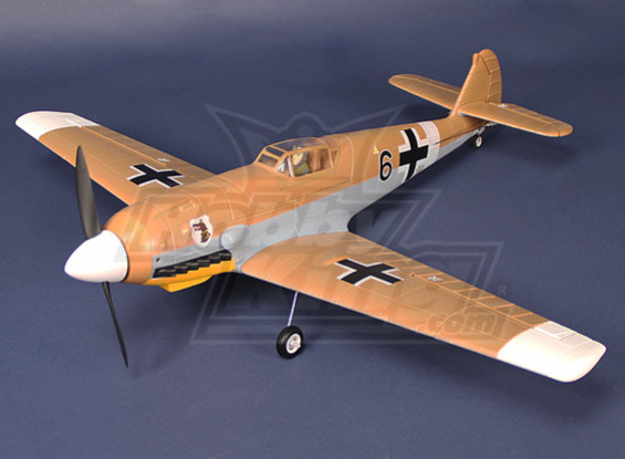 Mini Messerschmitt Bf 109 - Plug and Play (AU Warehouse)
