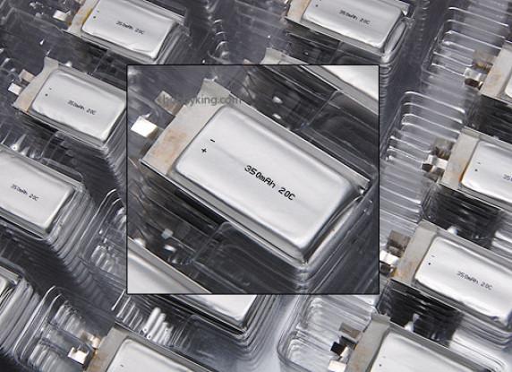 Cellulare ZIPPY 350mAh 20C singolo