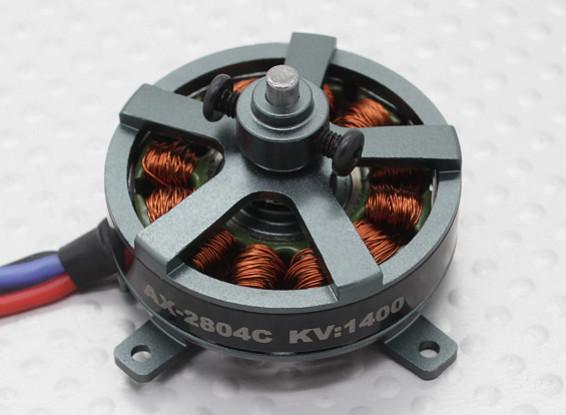 Turnigy AX-2804C 1400KV / 80W Brushless Outrunner Motor
