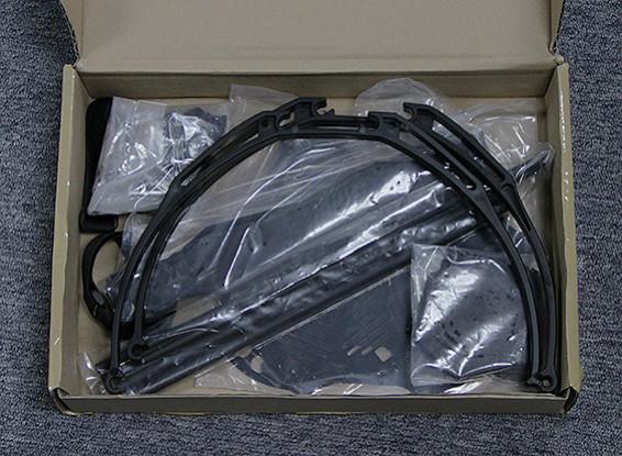 SCRATCH / DENT Dipartimento Funzione S650 fibra di vetro Hexcopter 655 millimetri telaio